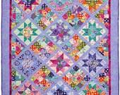 Star Light, Star Bright Quilt pattern
