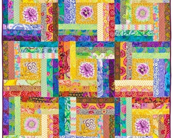 Bright Ideas - Two Quilt Patterns
