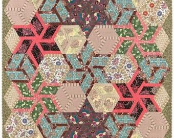 Tumbling Stars Quilt Pattern