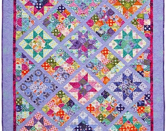 Star Light, Star Bright Quilt pattern