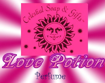 Love Potion Roll On Perfume Vegan Patchouli Vanilla Musk