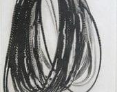 Minimalist Art Print: Timing