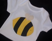 bumble bee onesie or tee