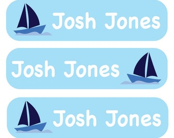 Dishwasher Safe Personalized Labels