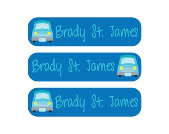 Personalized Sippy Cup Labels