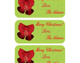 81 Custom Holiday Gift Tags