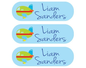 Laundry Care Tag/Iron On Labels Package- Perfect for School Uniforms, Coats, Gym Clothes, Sports Uniforms