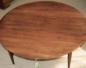 Mid Century Coffee Table Danish Possibly Teak  NO Shipping Available Pick Up ONLY