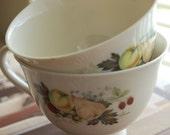 Vintage Miramont TC1022 Royal Doulton China 4 Cups