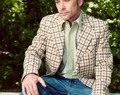 That 70's Double Knit Men's Sport Jacket