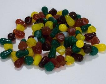 Vintage Bohemian Love Beads Trade Beads