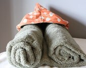 Luxe Hooded towel - birth -6 years