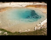 Yellowstone National Park Collection, Landscape Photography