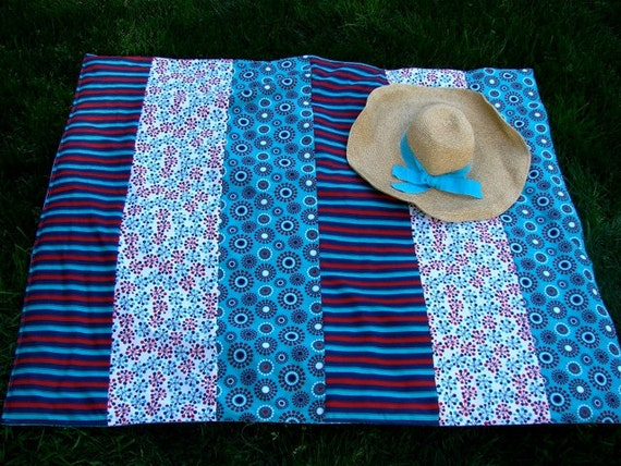 Picnic Blanket in Patriotic for Outdoors Fun