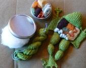 Knitting in Biology 101 DIY Kit