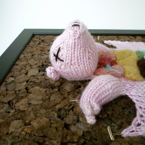 Knitted Fetal Pig Dissection Pattern Pdf