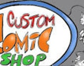 Custom Esty Shop Banner
