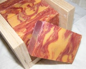 Lullabee Handmade Cranberry Fig Soap - FREE SHIPPING