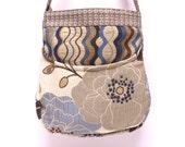 Cross Body / Shoulder Bag, Upholstery Fabrics, Floral