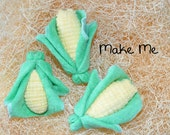 Baby Washcloth Corn for a Diaper Cake Instructional Video
