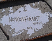 Nonconformist Vinyl Decal