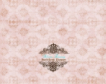 3'x4' Photography Backdrop Blossom Blush Photo Prop