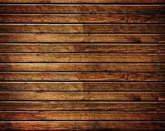 54in x 5ft Dark Textured Wood Photography Backdrop Faux Barnwood Photo Prop