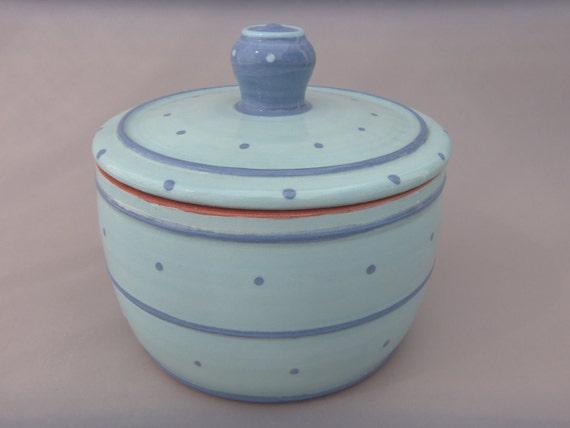 Lidded Casserole Dish - Ceramic Crock