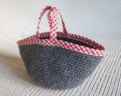 Instant Download - PDF CROCHET PATTERN - Small Bag - Permission to Sell Finished Items