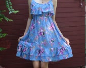 Feeling Spring/Summer Sexy Party Beach Halter Cami Dress