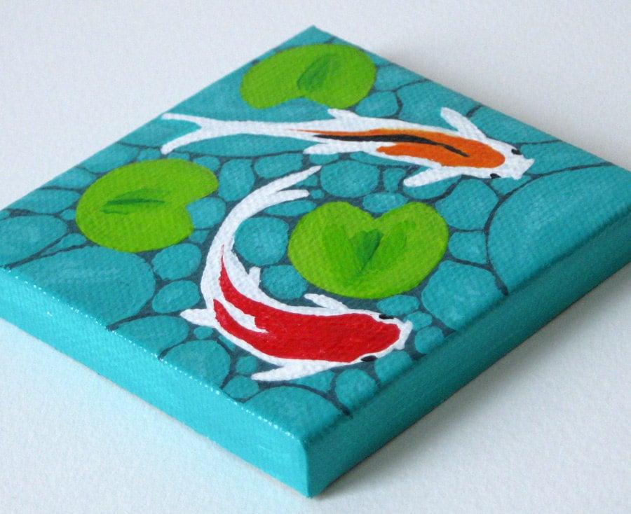 Mini Canvas Painting Theme