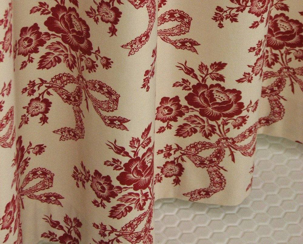 Beautiful vintage rose floral shower curtain by yourperfecthome - Unavailable Listing On Etsy