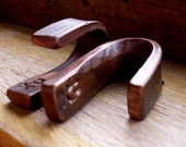 Hand Forged J-Style Ear Weights