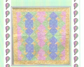 Quilt Pattern - Baby Kakes