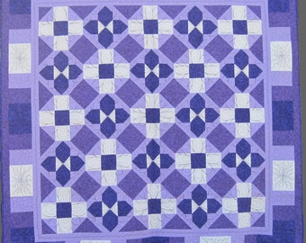 Quilt Pattern - Be-Dazzled
