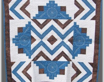 Quilt Pattern - Reflections