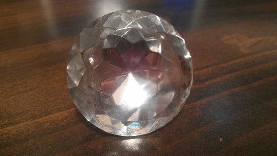 Big Fake Diamond Ring