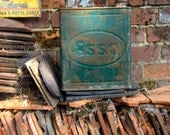 Vintage Esso petrol can 1930's
