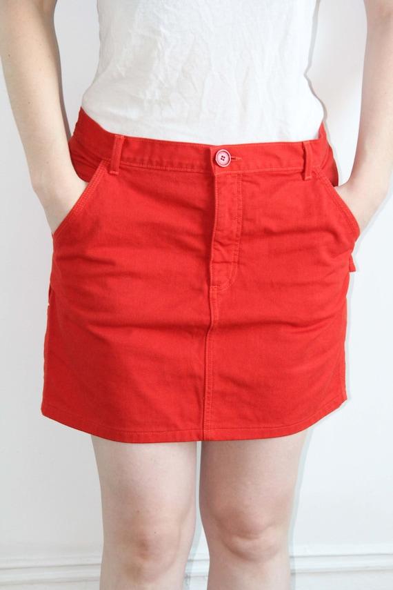 S A L E -  Marc Jacobs Denim Skirt - M/L