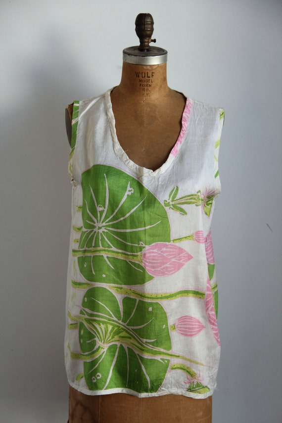 Lilly Pad Top - L