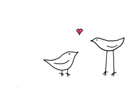Cute Love Bird Pictures Love Birds Art Print Cute