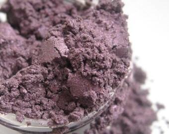 Mineral eyeshadow - SUGAR PLUM - P10 - Vegan - Natural makeup