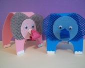 E is for ELEPHANT craft kit