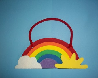 R is for RAINBOW Craft Kit