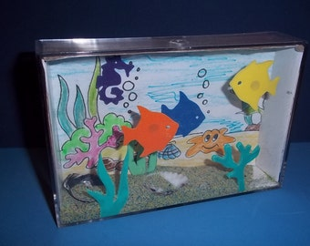 UNDERSEA Craft aquarium kit