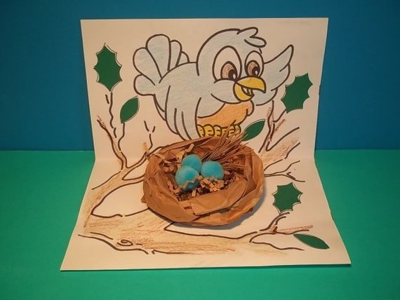 N is for NEST craft kit