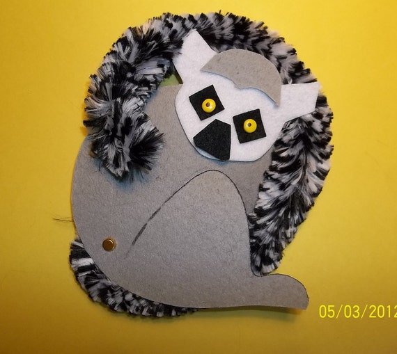 L is for LEMUR Craft Kit