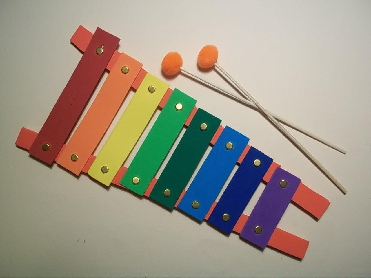 Xylophone Craft Preschool