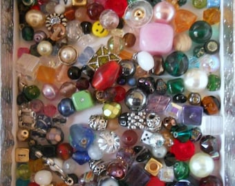 Over 100 Bead Grab Bag
