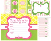 Printable DIY Easter Party Collection